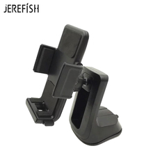 JEREFISH Stand Universal Car Phone Holder Air Vent Mount Holder 360Degree Adjustable Mobile Phone Holder for iPhone 8 Samsung(China)