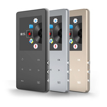 Touch Screen Mp3 Player 8GB with MP3 WMA WAV APE hifi Mp3 music Player can Recorder Pedo Meter FM Radio Support 64GB SD TF Card(China)