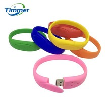 100% real capacity Silicone Bracelet Wrist Band 16GB USB 2.0 USB Flash Drive Pen Drive Stick U Disk Pendrive Free shipping