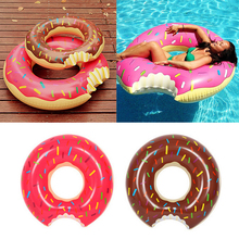 size 90 Swimming Ring Inflatable Swimming Float pool inflatable toys for adult children Swim Trainer Life Buoy Swimming Circle