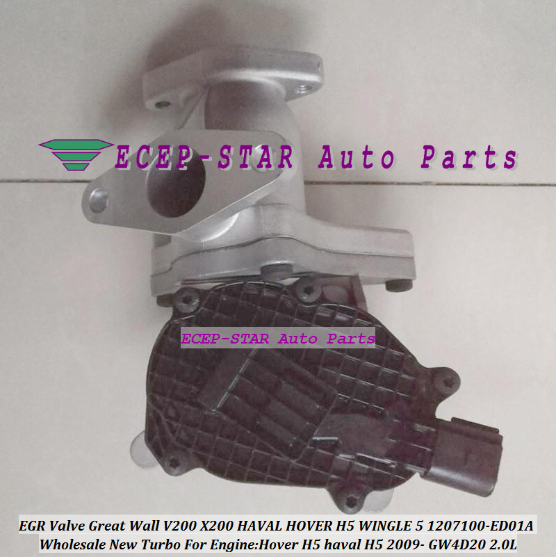 EGR Valve For Great Wall V200 X200 HAVAL HOVER H5 WINGLE 5 EURO STEED 5 1207100-ED01A (2)