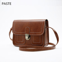PASTE 2017 New Summer and Autumn Fashion luxury handbags women bags designer Messenger bag shoulder bag Women's handbag