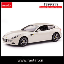 Rastar licensed 1/14 rc car Ferrari FF remote control drift car 4ch with remote control rc model car toy 47400(China)