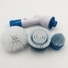Clean Brush Power Cleaner Bathtub Tiles Power Floor Cleaner Brush Mop Scrubs Clean Spin Turbo Scrub Bathtub  Brush