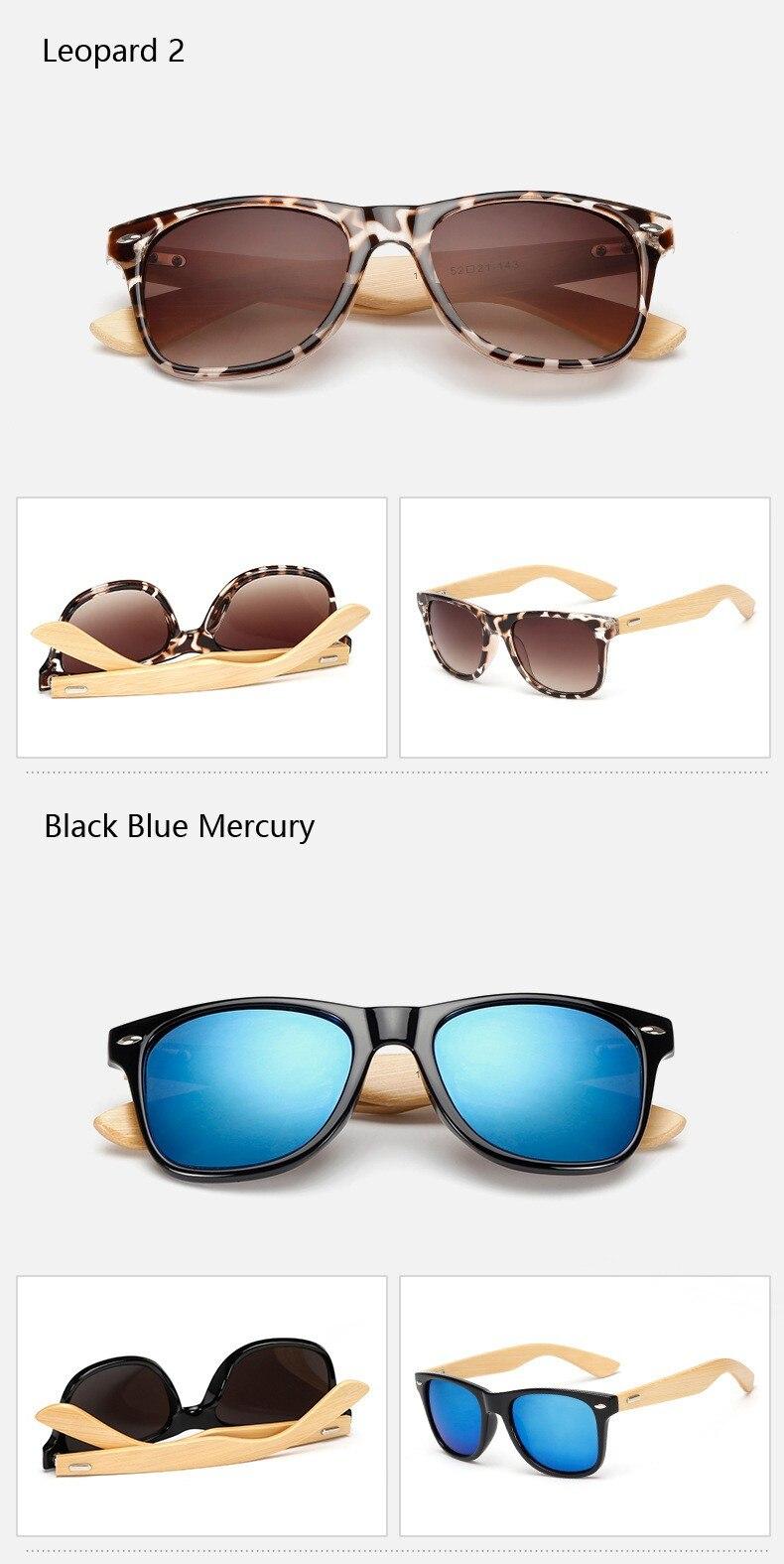 Ralferty Retro Wood Sunglasses Men Bamboo Sunglass Women Brand Design Sport Goggles Gold Mirror Sun Glasses Shades lunette oculo 9