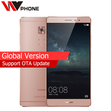 Original Global Version Huawei Mate S 3G RAM 32G ROM Android 5.1 Mobile Phone 5.5 inch Front 8MP Rear 13MP Fingerprint