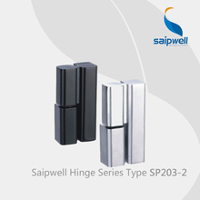 Saipwell SP203-2 heavy duty weld hinges zinc alloy shower screen pivot hinges casement window hinges 10 Pcs in a Pack(China)