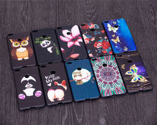 "Cute Phone Cases Coque For HUAWEI P8 Lite 2017 5.2"" Covers Relief TPU Silicon Capas For HUAWEI P8Lite (2017) 2017 Dual SIM Cases"