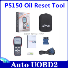 2016 Xtool PS150 OIL RESET/Oil Inspection/Service Mileage/Service Intervals/Airbag On Asian American European Cars(China)