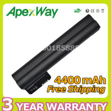 Apexway 4400mAh Battery For HP Mini 210 CQ20 582213-121 596239-001 596240-001 HSTNN-DB0P HSTNN-Q46C HSTNN-LB0P HSTNN-XB0P
