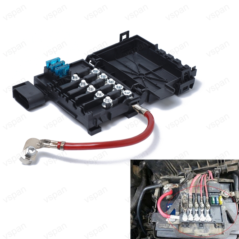 Car Battery Fuse Box Holder(1)