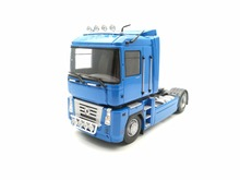 UH 1:50 5692 Renault Magnum Blue version boutique alloy car toys for children kids toys Model original box freeshipping(China)