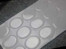 100pcs 35mm round clear epoxy sticker, clear epoxy domed, epoxy cups domed(United Kingdom)