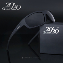 20/20 Optical Brand 2017 New Polarized Sunglasses Men Fashion Male Eyewear Sun Glasses Travel Oculos Gafas De Sol PL66(China)