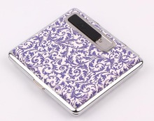 USB cigarette case lighter(China)
