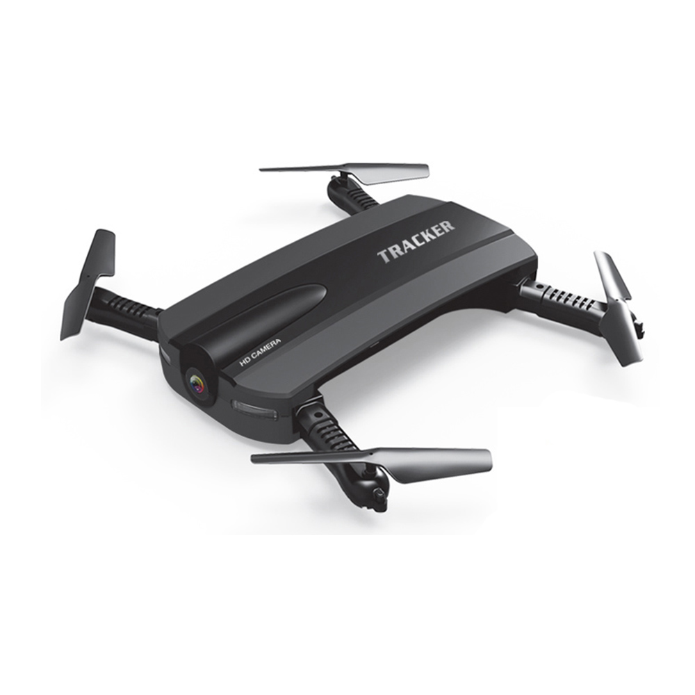 Selfie Drone JXD 523W  JXD 523 Tracker Foldable Mini Rc Drone with Wifi FPV Camera Altitude Hold Headless Mode RC Helicopter<br>