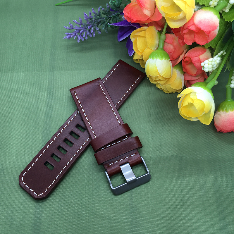 Excellent Quality New Luxury Leather Strap Replacement Watch Band Strap 2pcs Screwdriver Tools For Garmin Fenix 3 Smart Watch<br><br>Aliexpress