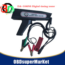 promotion for DA-3100NS Digital Timing Tester Car Motorcycle Ignition Fault Detection Tools Detector Ignition Gun DA 3100NS