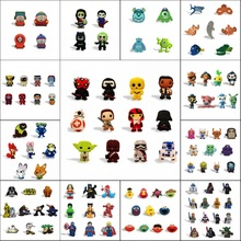 4-14Pcs/lot Cartoon Star Wars South Park X-Men Fridge Magnets Blackboard Magnets Refrigerator Stickers Kids Gifts Party Favor