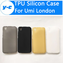UMI London Case High Quality 100% Original TPU Silicon Case Cover For Umi London Smartphone 5.0 Inch in Stock