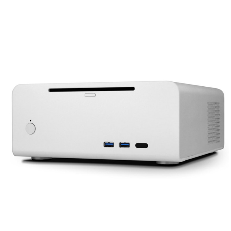 HTPC Mini PC Desktop Computer Fanless aluminum computer chassis aluminum high quality htpc computer case i3 i5 CPU(China (Mainland))