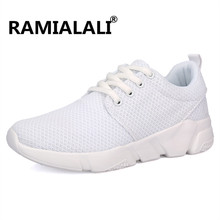 Ramialali Valentine Summer Sneakers Shoes Cheap Sport Running Shoes Outdoor Men Sneakers Women Tennis Training Shoes Men Trainer(China)