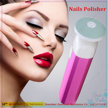 Personal Nail Polisher Feet Care Tools Dead Skin Remover Nail Manicure and Pedicure Tool Beauty Design Nails Polisher