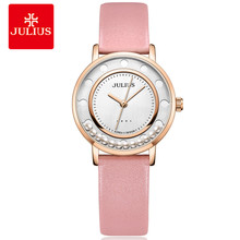 JULIUS Brand Names Watches Women Fashion Cheap Quality Watches High End Nickel Free Japanese Quartz Movt Dress Watch Gift JA-927(China)