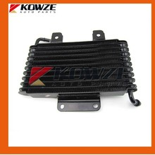 Auto Transfer Oil Cooler Transmission Gear BOX Radiator For Mitsubishi Pajero Montero Shogun 3 4 III IV MR453639(China)