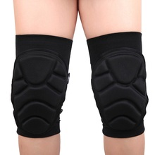 1 pair Sport Safety Football Volleyball Basketball Tape Elbow Tactical Knee Pads Calf Support Kinesio Ski/Snowboard Protector
