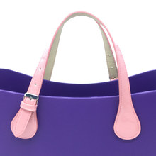 New Short Long White Black Grey Pu Leather Handles for Obag Classic Mini O Bag Women's Bags Shoulder Handbag O Bag
