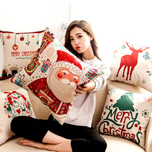 popular christmas pillows buy cheap christmas pillows lots from china christmas pillows suppliers on aliexpresscom - Cheap Christmas Pillows