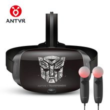 ANTVR 2017 New Virtual Reality Headset Immersive 3D VR Glasses Virtual pc Glasses Binocular 110 FOV 2160*1200 VR box Transformer(China)