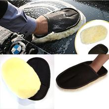 Universal Car Wash Gloves Auto Cleaning Sponge Car Window Cleaning Plush Mitt Washing Polishing Brush Washer Supplies