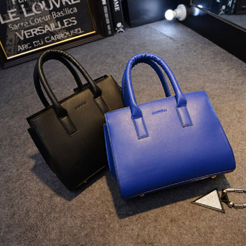 Women PU Leather Handbags Tote Bags Ladies Shoulder Satchel Bag Messenger Bags<br><br>Aliexpress
