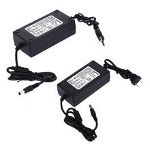 Universal 5.5x2.1-2.5m 13.5V 5A AC to DC Power Adapter Dual Cable Converter for Electronic Instruments Power Supplies(China)