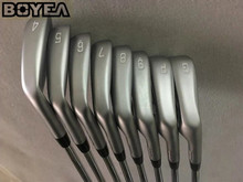 Brand New Boyea JPX900 Iron Set Golf Forged Irons Golf Clubs 4-9PG Regular and Stiff Flex Steel Shaft With Head Cover