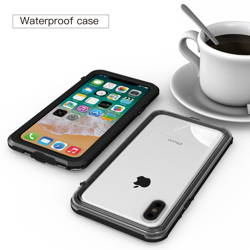 for iphone X waterproof case (24)