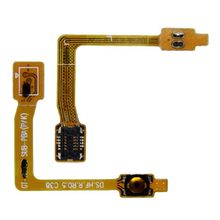 For Samsung Galaxy Note2 GT-N7100 N7105 I317 T889 I605 L900 R950 E250 Power Key Button Switch Flex Cable(China)