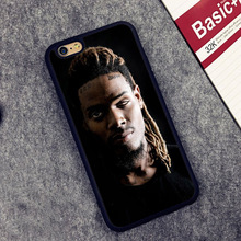 Fetty Wap Printed Soft TPU Skin Mobile Phone Cases OEM For iPhone 6 6S Plus 7 7 Plus 5 5S 5C SE 4 4S Back Cover Shell