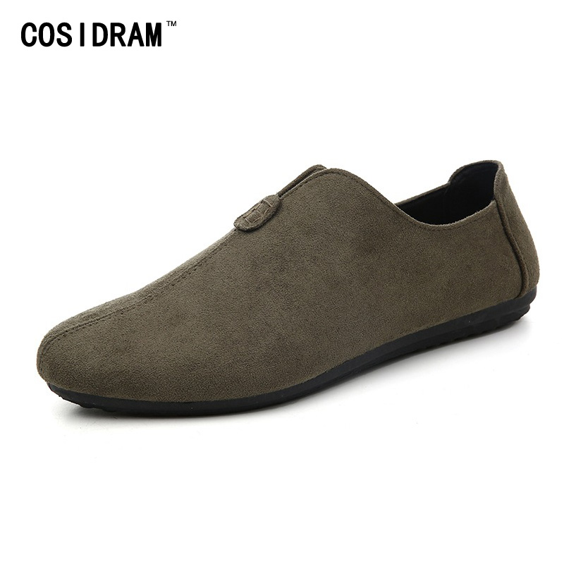 2017 Flock Men Casual Shoes Slip On Men Flats Loafers Moccasins Fashion Male Leisure Driving Shoes Gommino Comfortable RMC-704<br><br>Aliexpress