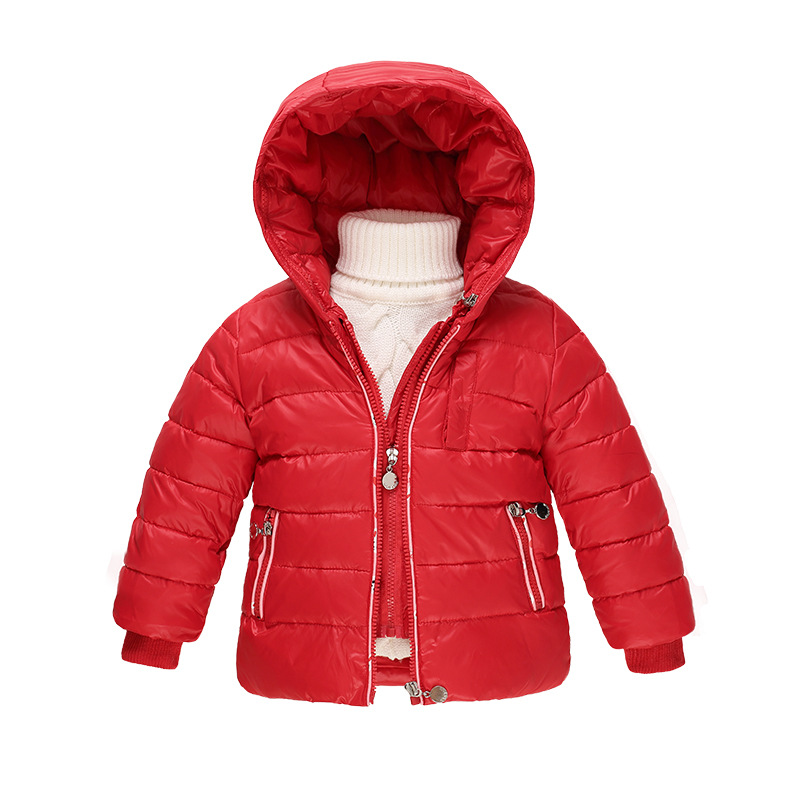 2017 new childrens down jackets two-piece set girl short jacket  Down coat baby hooded suit  Snow wear Одежда и ак�е��уары<br><br><br>Aliexpress
