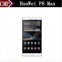 Original HuaWei P8 Max 4G FDD LTE Mobile Phone Kirin 935 Android 5.0 6.8 Inch IPS 1920X1080 3GB RAM 64GB ROM 13.0MP(China)