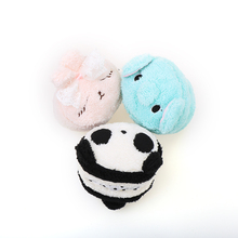 JETTING Cell Phone Seat Toys Desk Display Table Decor Soft Plush Panda/Elephant/Rabbit Stand Holder for Cell Phone(China)