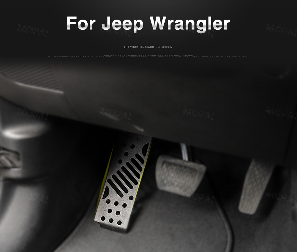 Car Brake Gas Pedal Pads Covers