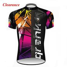 Cycling jersey Clearance men summer cycling clothing maillot ropa ciclismo jerseys mountain bike/bicycle clothes sale