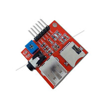 Tracking number SD/TF Card MP3 Voice Module U-disk Audio Sound Player Serial Control