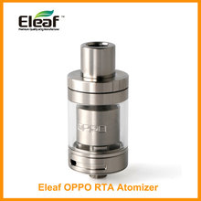 Original Eleaf OPPO RTA Tank 2ml eliquid Capacity 510 Thread Type Electronic Cigarette