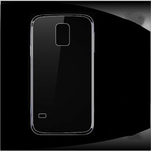 Hot Selling Clear Crystal Ultra Thin Cell Phone Cover Cases for Samsung Galaxy S5 S7 Capa New Design Soft Silicone TPU Accessory