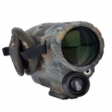 Hunting Optics Hunting Night Visions 5x42 Magnification Camouflage High-definition Night Vision Telescope Instrument(China)
